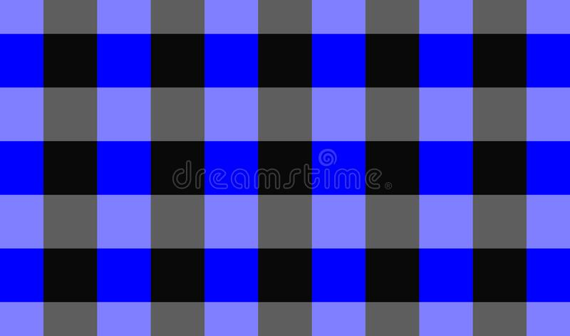 Vector background,texture for tablecloth,textile articles,blue and black background.Vector illustration. EPS-10 vector illustration