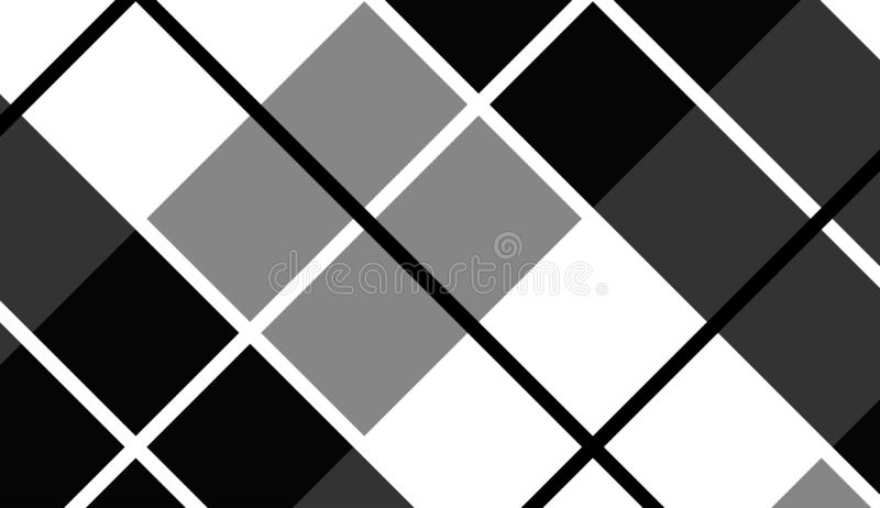 Vector background,texture for tablecloth,textile articles,white and black background.Vector illustration. EPS-10 vector illustration