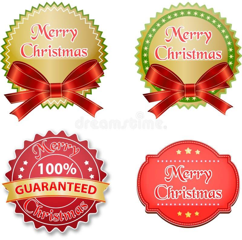 Free Vector Badge Design Set Royalty Free Stock Photography - 34010267