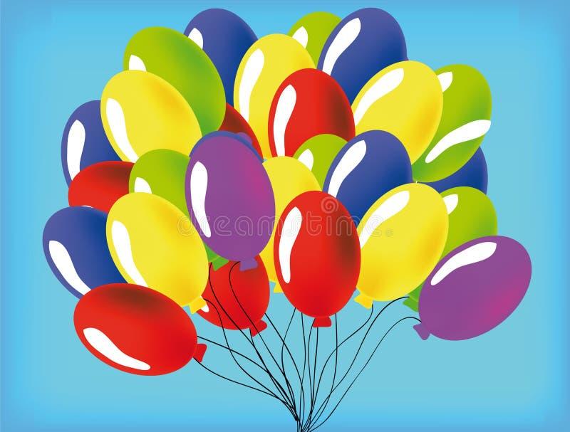 Download Vector Baloon Royalty Free Stock Image - Image: 11258016