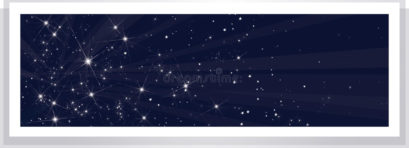 Vector banner for design. vector illustration