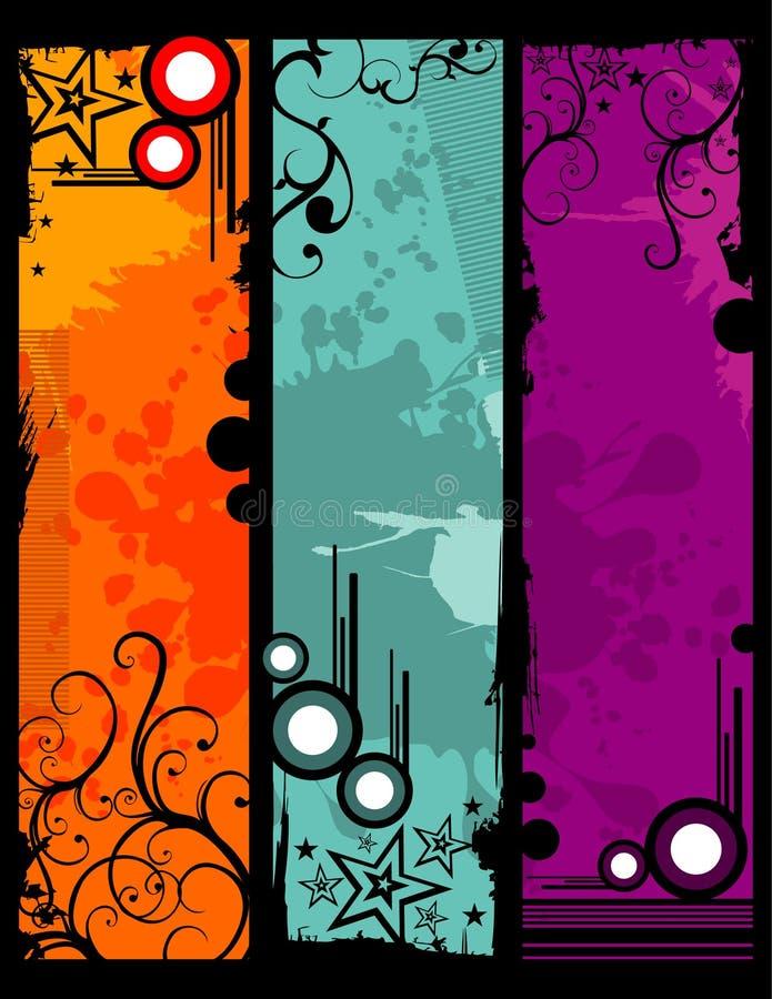 Vector Banner Illustration Stock Image