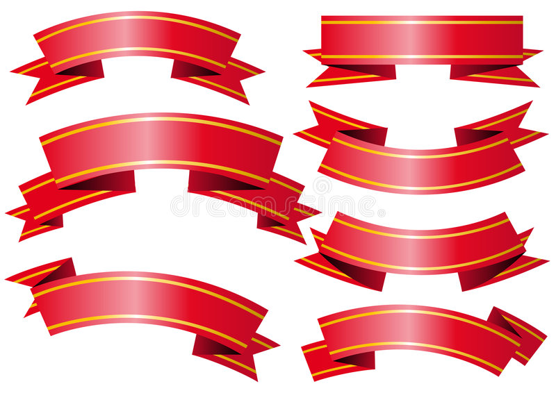 Download Vector Banners Royalty Free Stock Photo - Image: 7937495