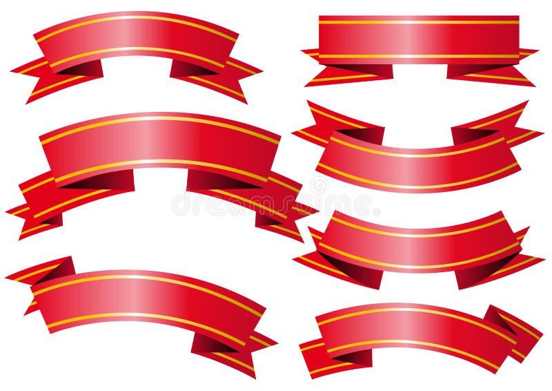 Vector banners vector illustratie