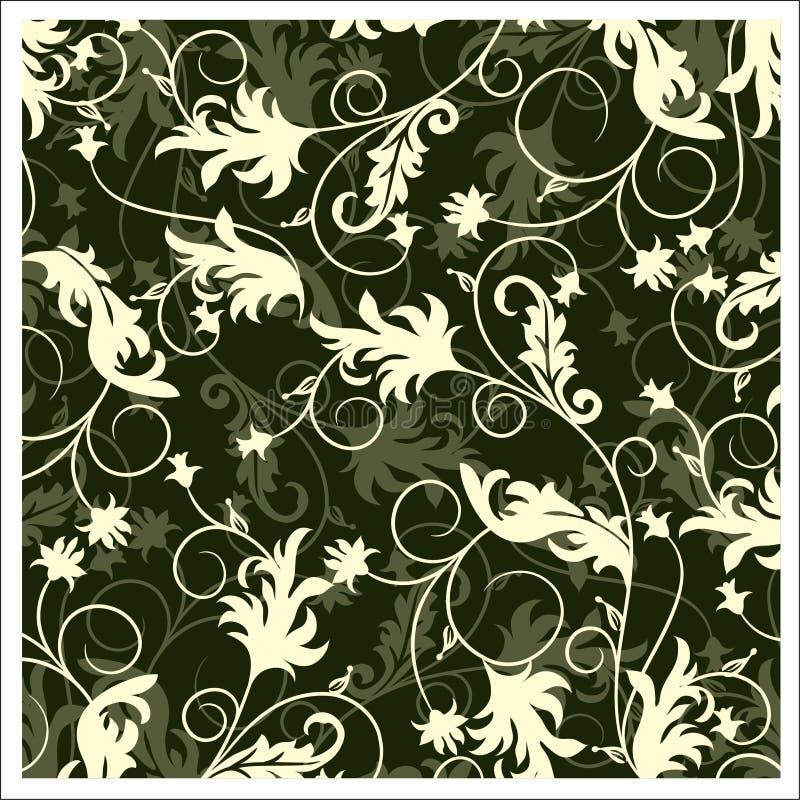 Batik Javanese Traditional Pattern 12 Stock Vector