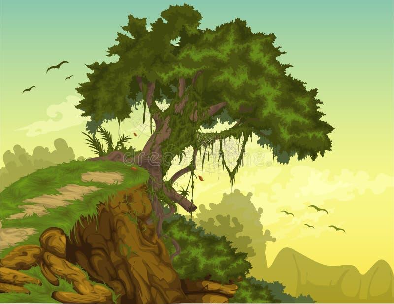 vector Beautiful Landscape background