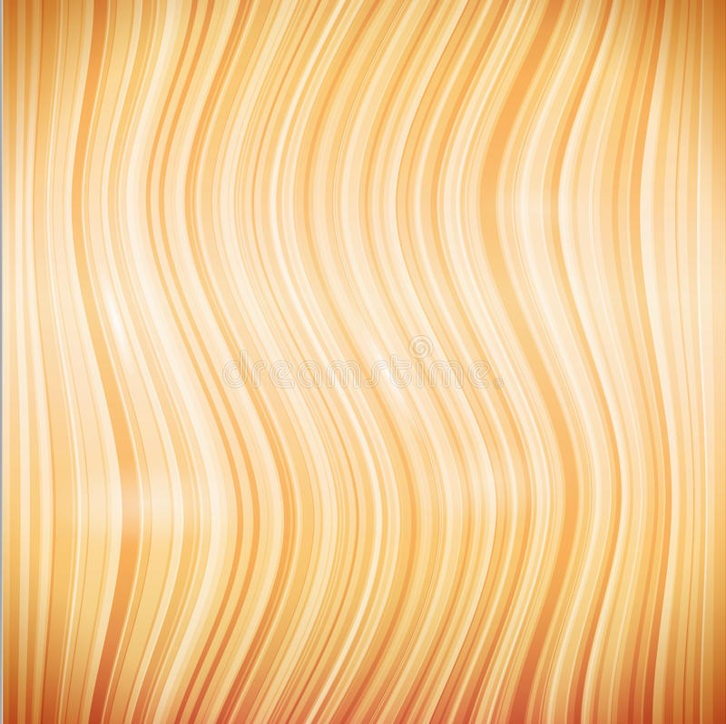 Free Vector Beige Wooden Or Hair Waves Seamless Pattern Royalty Free Stock Image - 28901956