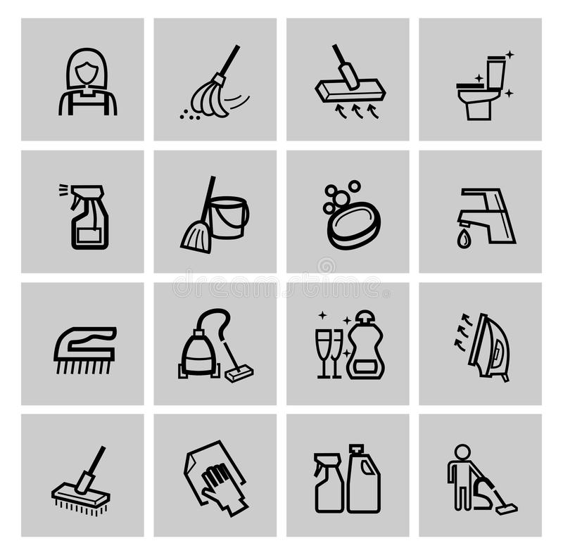 Green Eco Icon Set Stock Vector. Illustration Of Global