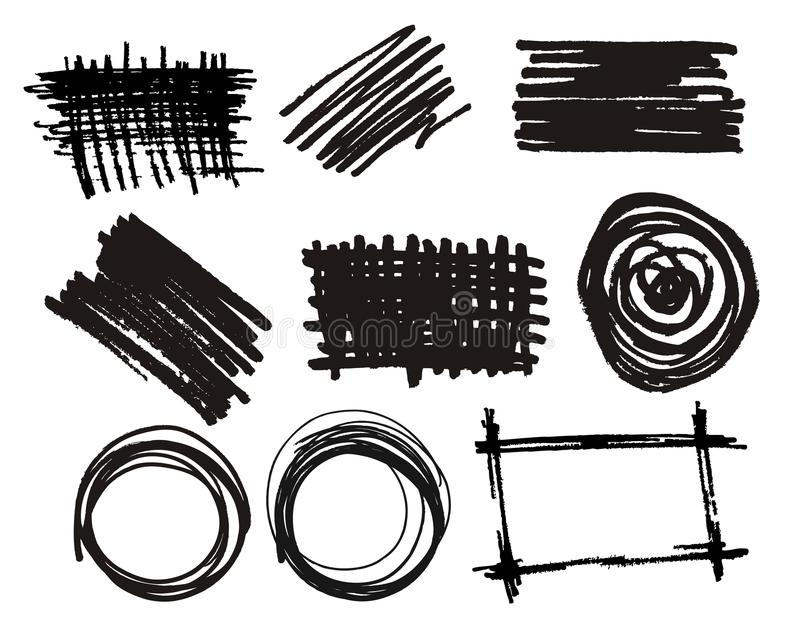 Download Vector Black Ink Royalty Free Stock Photos - Image: 19174828