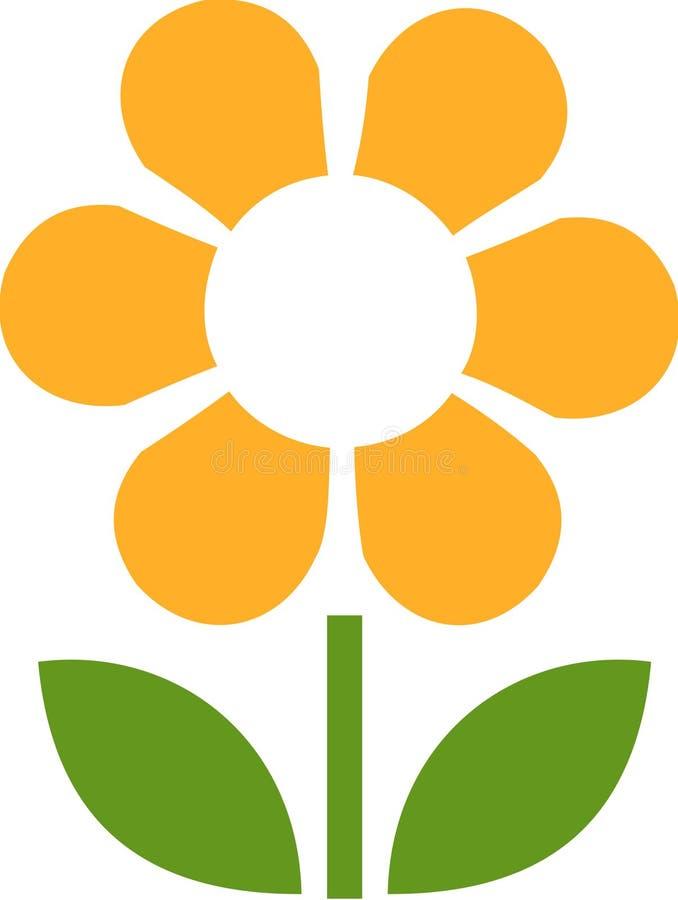 Vector bloem vector illustratie