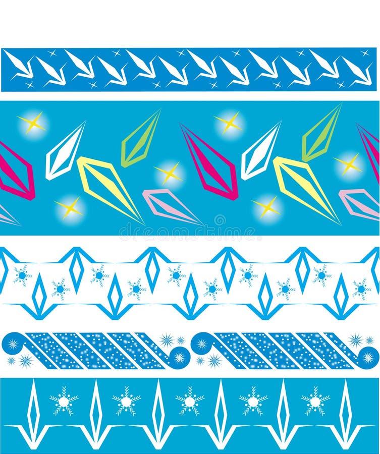 vector border royalty free stock image