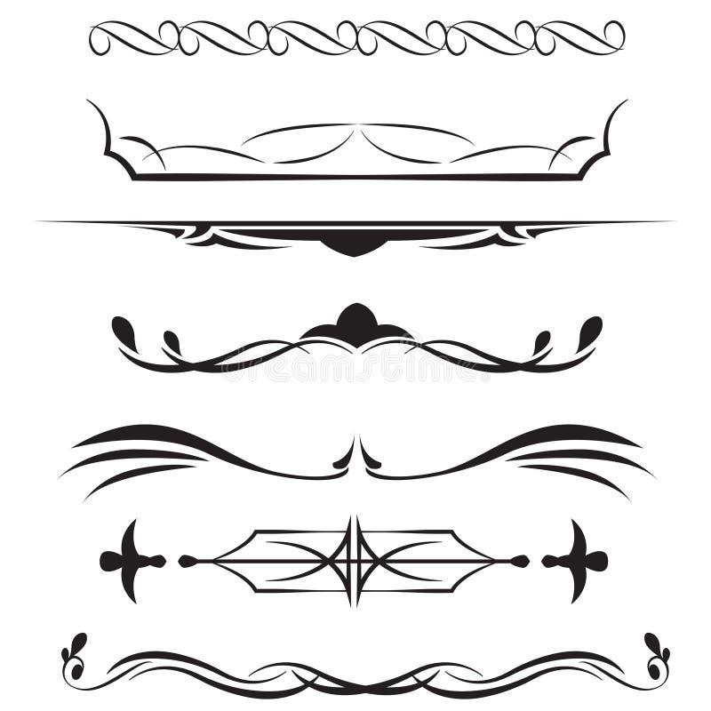 Vector border vector illustration