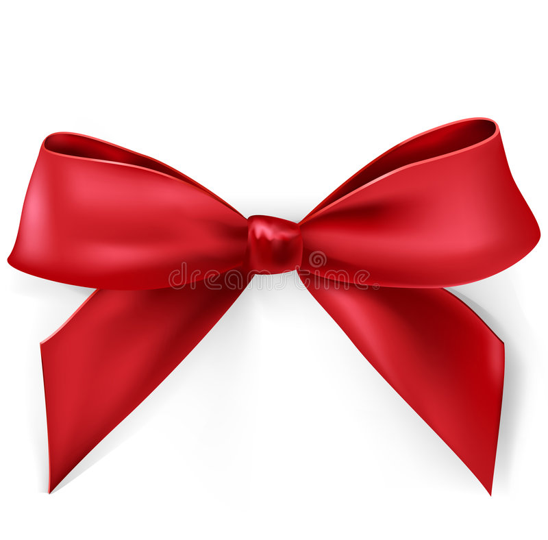 Download Vector  bow stock vector. Image of gift, clip, view, package - 9344650