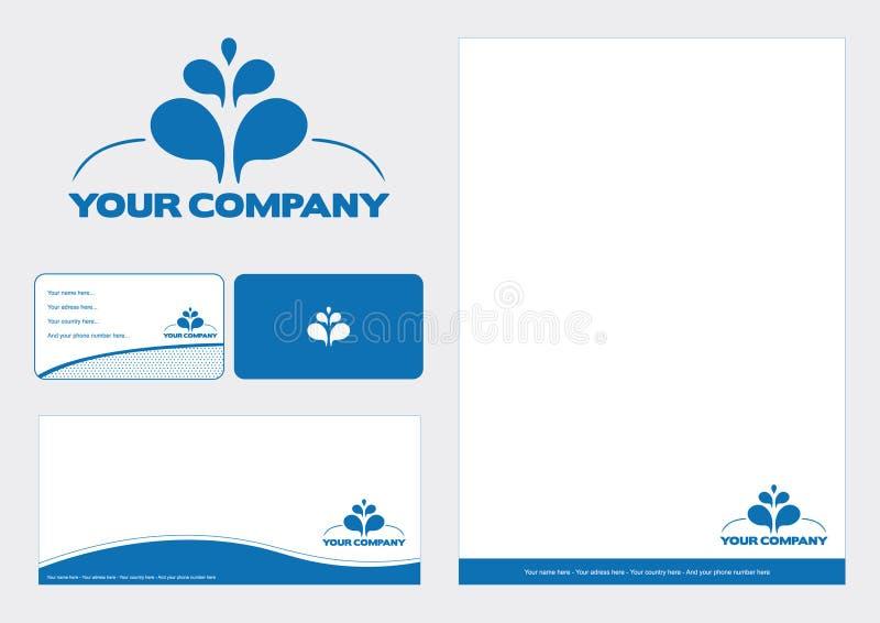 Vector branding vector illustration