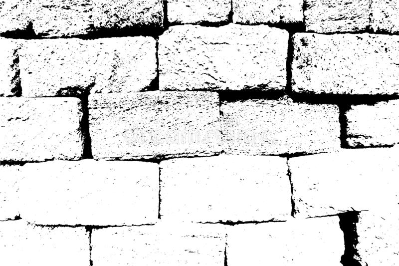 Vector bricks and stones texture, abstract background. Vector Bricks and Stones texture. Abstract background, old stone wall. Overlay illustration over any royalty free illustration