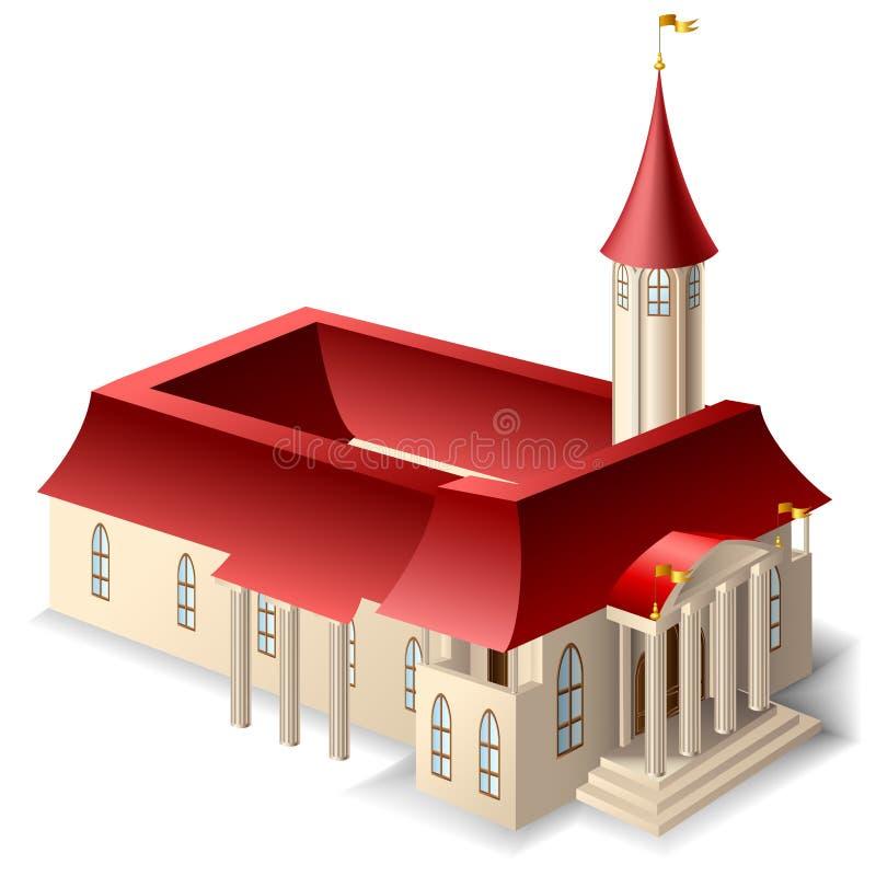 Download Vector building stock vector. Illustration of culture - 32737977