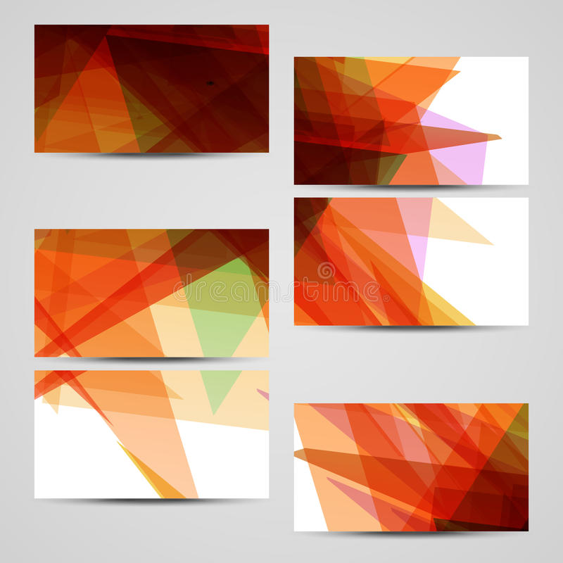 Download Vector Business-card Set For Your Design Stock Vector - Image: 34631051