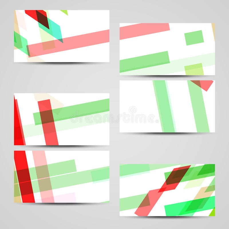 Download Vector Business-card Set For Your Design Stock Illustration - Image: 35512022