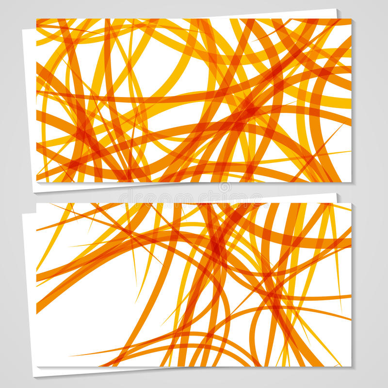 Download Vector Business-card Set For Your Design Stock Vector - Image: 41298329