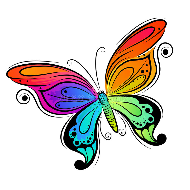 Download Vector Butterfly Design Royalty Free Stock Image - Image: 20964266