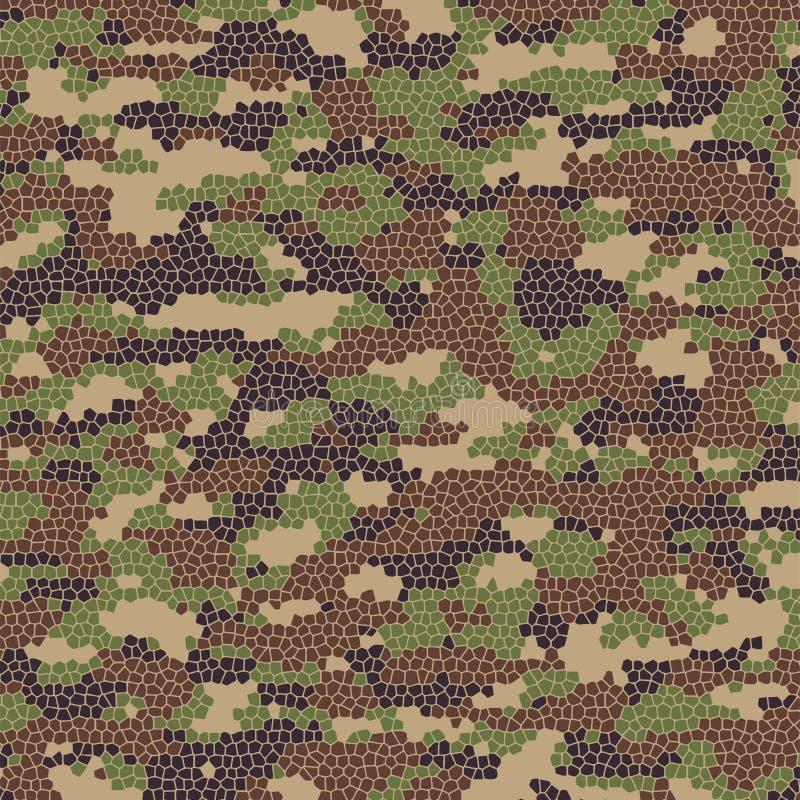 Download Vector camouflage pattern stock vector. Illustration of illustration - 28420137