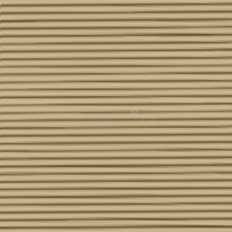 Vector Cardboard Background. Background of brown paper cardboard with corrugated ridges. Vector also available vector illustration