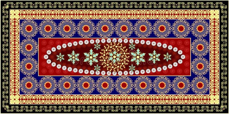Download Vector carpet stock vector. Illustration of interior - 15353786