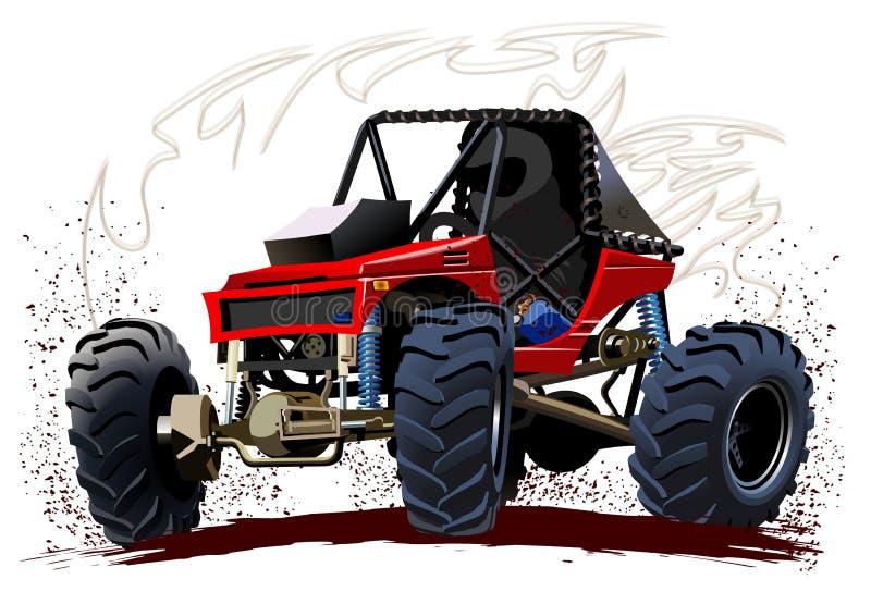 Download Vector Cartoon Buggy stock vector. Illustration of desert - 31027648