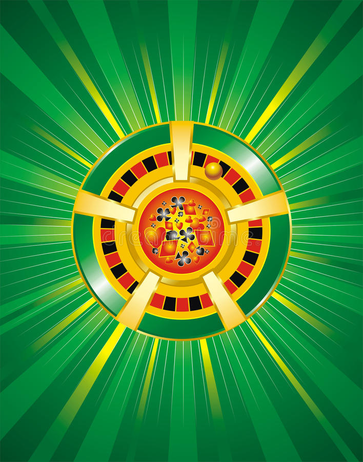 Download Vector casino chips stock vector. Image of play, backgrounds - 10161966