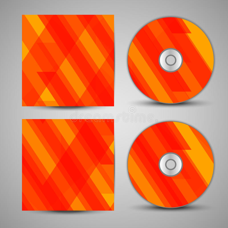 Download Vector Cd Cover Set For Your Design Royalty Free Stock Photo - Image: 31402415