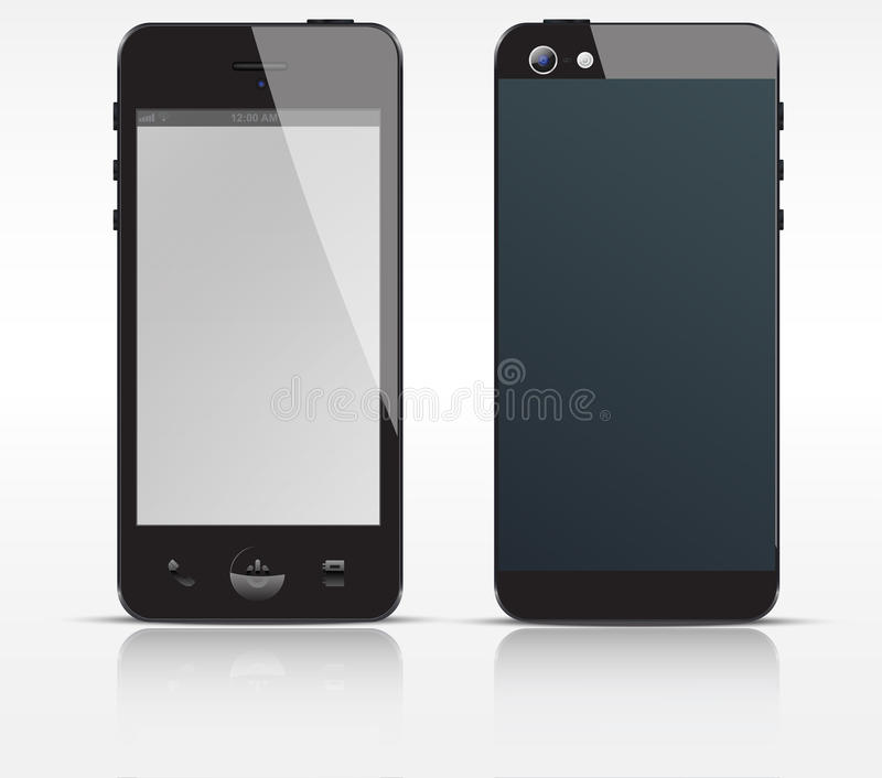 Download Vector Cell, Mobile Or Smart Phone, Smartphone Stock Photography - Image: 26842612