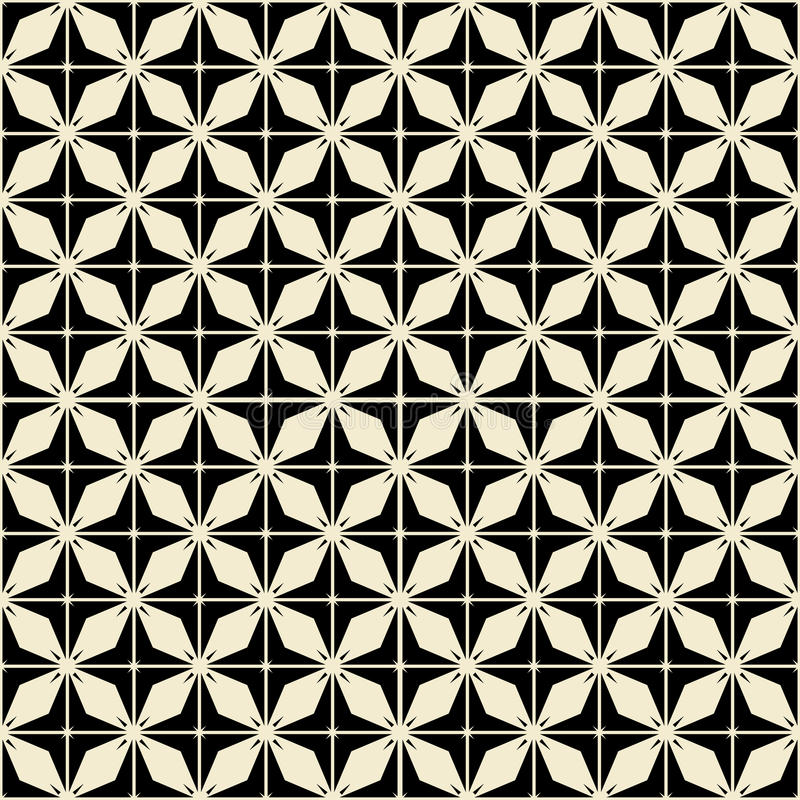 Vector ceramic tiles with seamless pattern. 2D Vector ceramic tiles with seamless pattern vector illustration