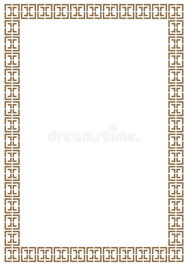 Vector certificate border template with additional design elements download vector certificate border template with additional design elements stock illustration illustration of decoration yelopaper Choice Image