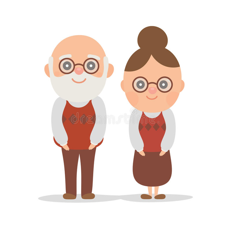 Vector character design cute stock photo