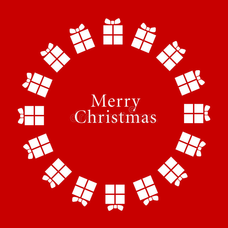 Download Vector Christmas Background Stock Vector - Image: 10328579