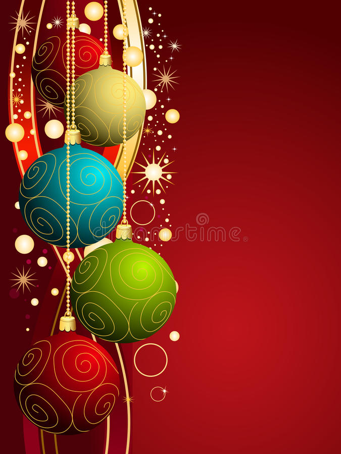 Download Vector Christmas Background Stock Vector - Image: 21396958