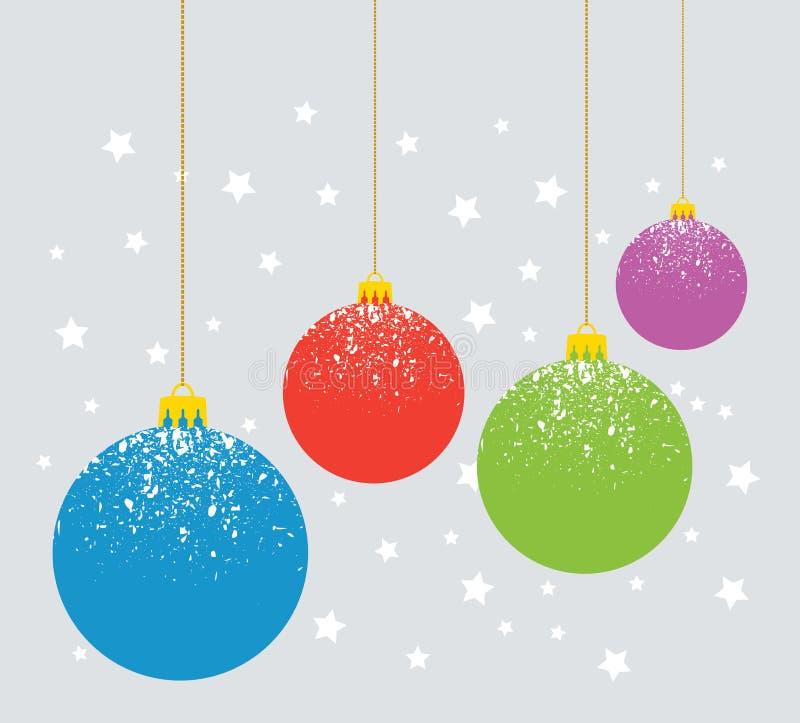 Free Vector Christmas Balls Stock Image - 46726561