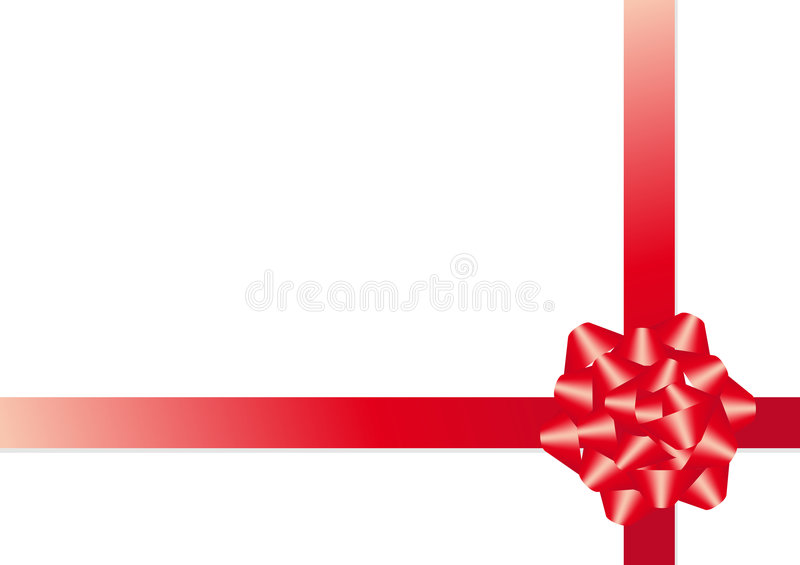 Download Vector christmas bow stock vector. Illustration of noel - 6560006