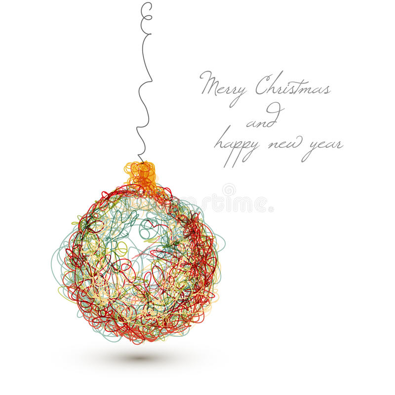 Download Vector Christmas Decoration