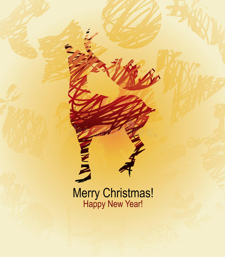 Download Vector Christmas Design Royalty Free Stock Photos - Image: 34725258
