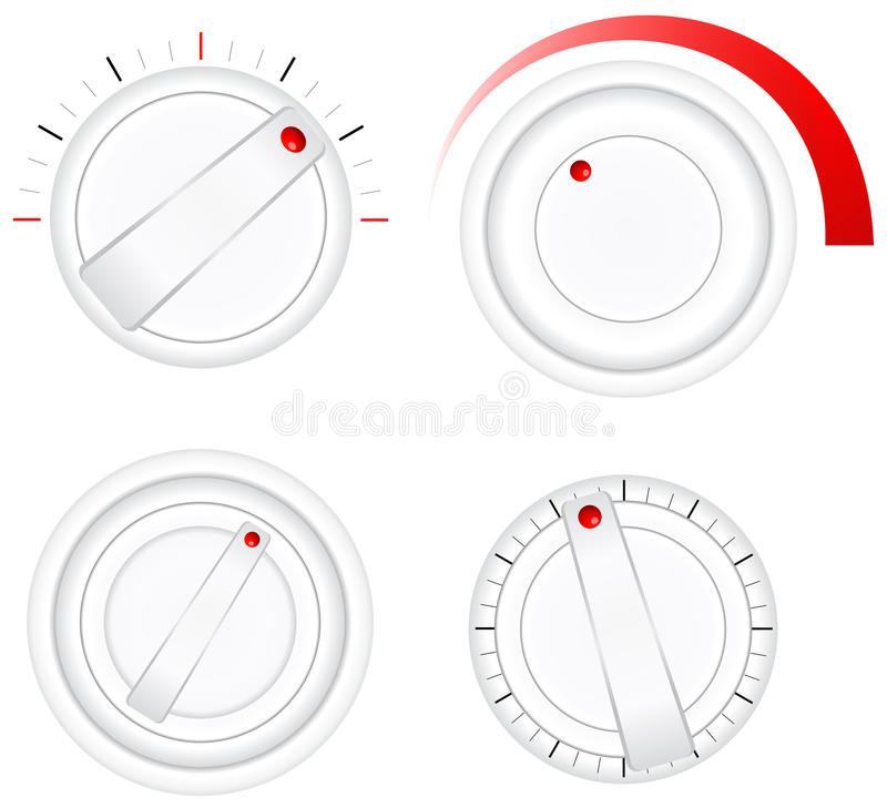 Download Vector Collection Of Switches Stock Images - Image: 19043524