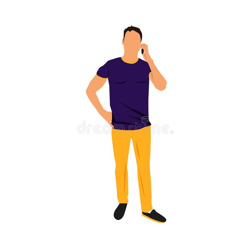 Vector colorful illustration of communication via the Internet, social networking,chat, video,news,messages,web site, search frien. Ds, mobile web graphics royalty free illustration