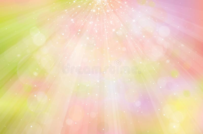 Vector colorful, sparkling background. vector illustration