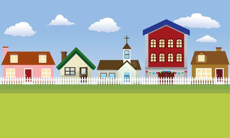Vector Community Illustration vector illustration