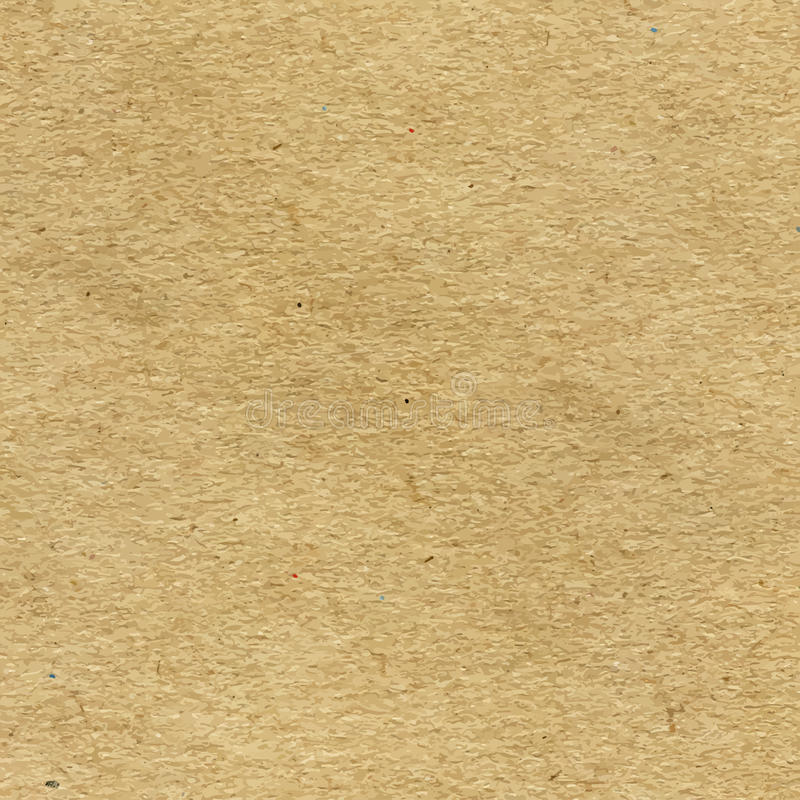 Vector Craft Recycled Paper Texture. Vector High-Resolution Blank Craft Recycled Paper Texture vector illustration