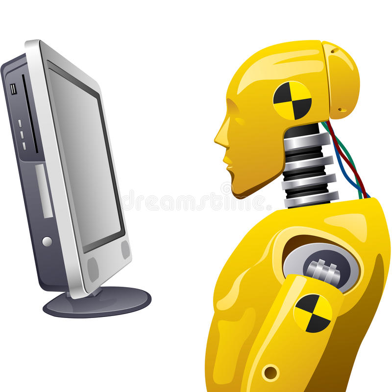 Download Vector Crash-test Dummy. Stock Images - Image: 10344424