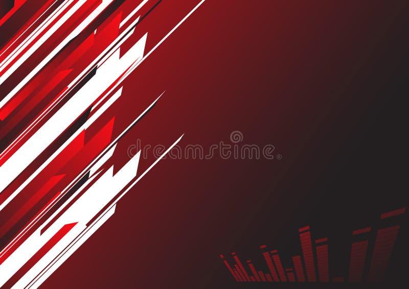 Vector creative background stock illustration
