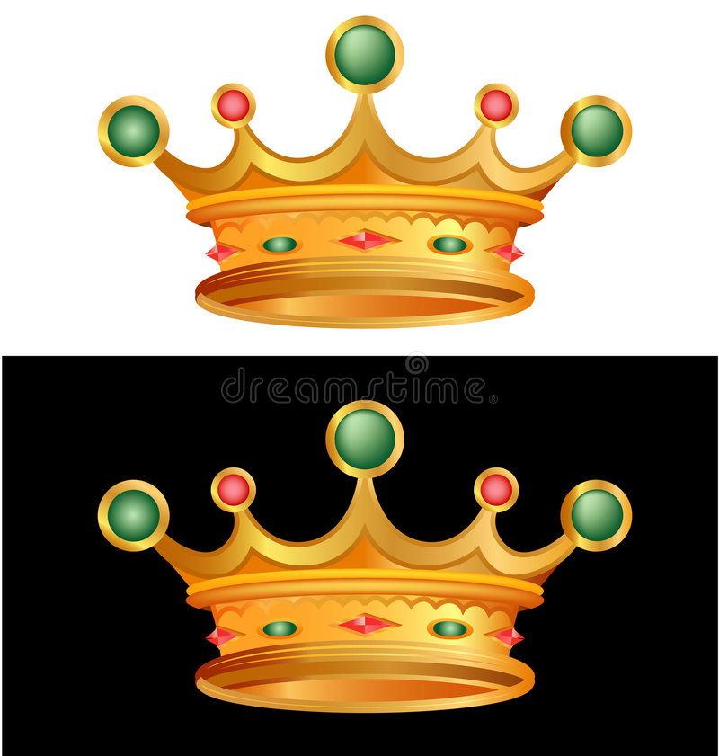 Download Vector Crown Royalty Free Stock Photo - Image: 3258145