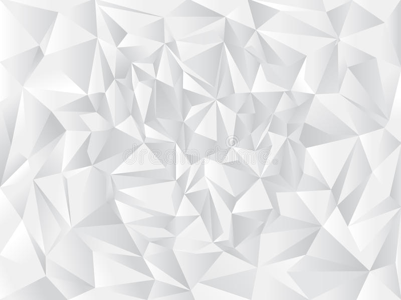 Vector Crumpled Paper Royalty Free Stock Photo