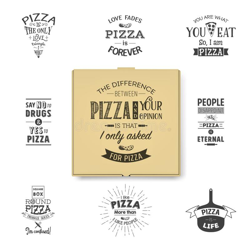 Pizza Quotes Stock Illustrations – 31 Pizza Quotes Stock ...